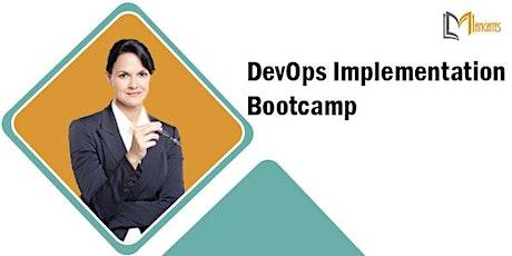 DevOps Implementation 3 Days Virtual Live Bootcamp in La Laguna boletos