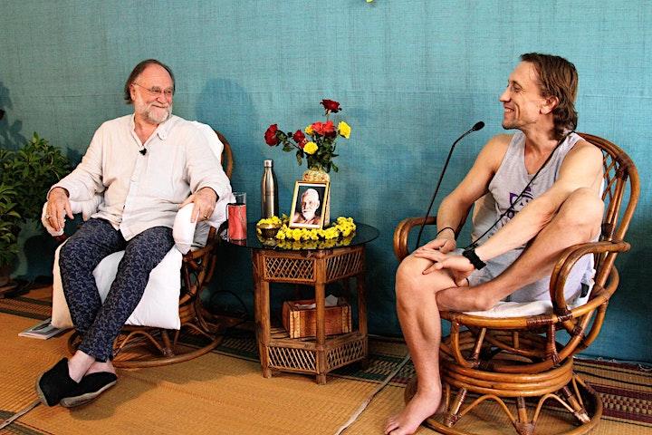 Sommer Retreat mit John David in Ukraine 17.07. - 01.08.21: Bild
