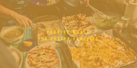 Provide Meals for Foster Families tickets