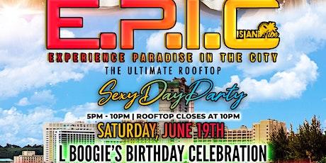E.P.I.C.: Experience Paradise In the City tickets