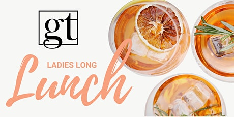 GT Ladies Long Lunch tickets
