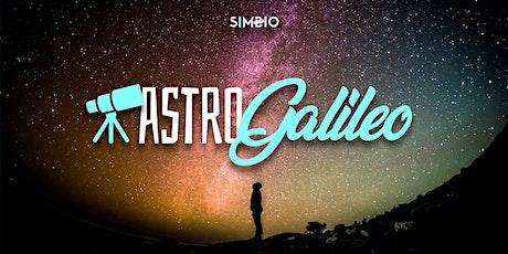 ASTROGALILEO - Corso di astronomia per principianti biglietti