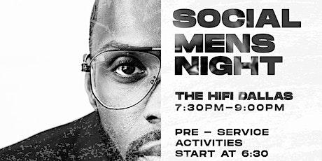 Social Dallas | Men's Night tickets
