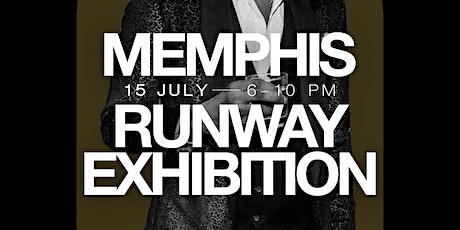 MEMPHIS INSPIRE RUNWAY EXHIBITION 01 tickets