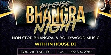 Intense Bhangra Night tickets