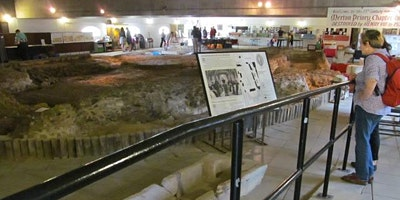 Museum & Visitors' Centre Open