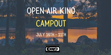 Open Air Kino Campout Tickets