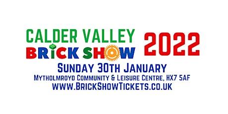 Calder Valley Brick Show 2022 tickets