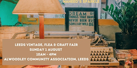 Leeds Vintage, Flea and Craft Market tickets