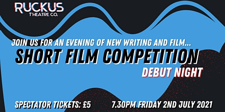New Writing Series 2: Short Film Competition tickets