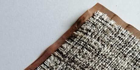 Embroidery using Natural Materials with Susan Furneaux tickets