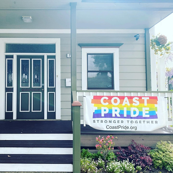 Grand Opening of Fancy Pants Costume Shop: A Fundraiser for CoastPride image