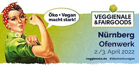 Veggienale & FairGoods Nürnberg 2022 tickets