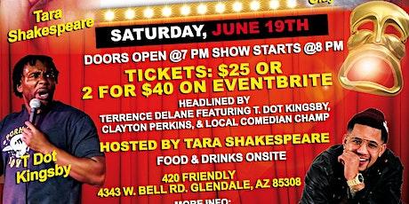 We Da People Comedy Show - A Juneteenth Celebration tickets