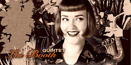 Lia Booth Quintet tickets