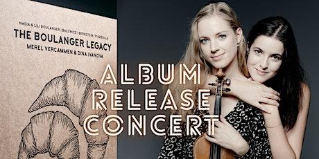 Album Release 'The Boulanger Legacy' in de Domkerk, Utrecht tickets