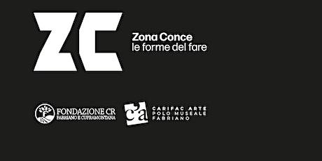 Conversazioni Fare Zona e inaugurazione opera Tellas (streaming) biglietti