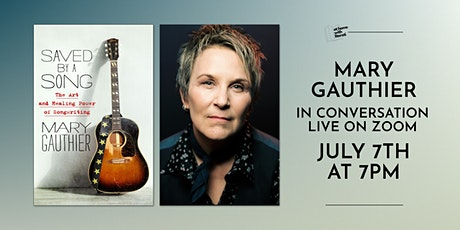 At Home with Literati: Mary Gauthier tickets