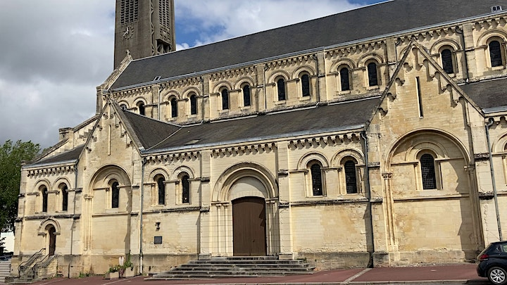 ON LOCATION | VIRTUAL D-DAY | SAINT LO: The Capital of Ruins image