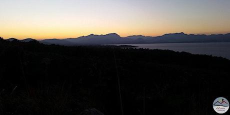 Tramonto in cima al Galatzò/ Puesta del sol desde la cima del Galatzò entradas
