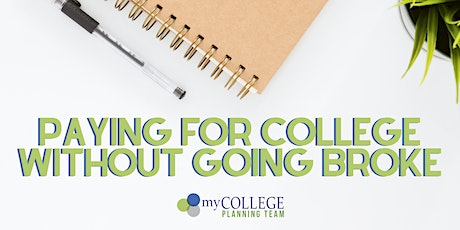 Paying For College Without Going Broke tickets
