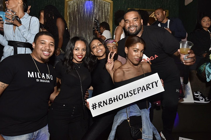 RNBHouseParty Atlanta image