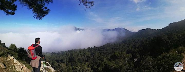 Imagen de Tramonto in cima al Galatzò/ Puesta del sol desde la cima del Galatzò