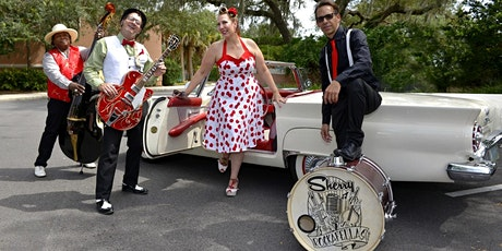 Sherry and the Rockafellas at Lead Foot City w/Fireworks, Car Show and more tickets
