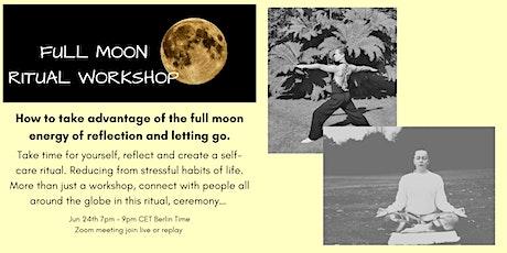 Full Moon Ritual Workshop tickets