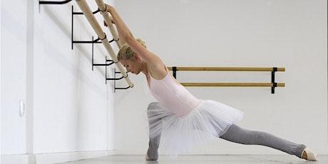 Ballet Open Class - Ballett für Erwachsene im TANZRAUM Tickets