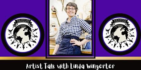 Shadow Festival 2021 Linda Wingerter Artist Talk tickets