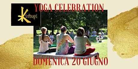 Kintsugi: Yoga Celebration biglietti