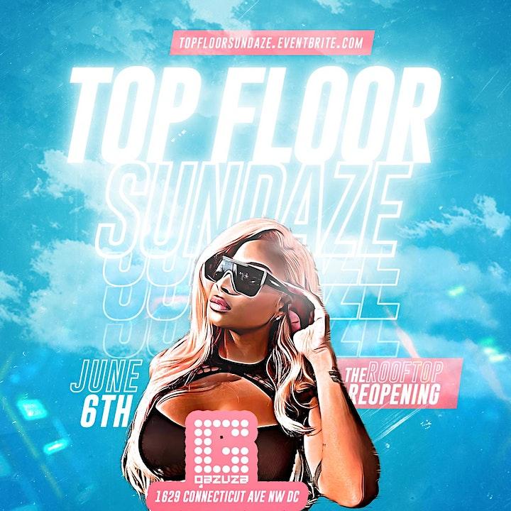 Top Floor Sundaze Day Party image