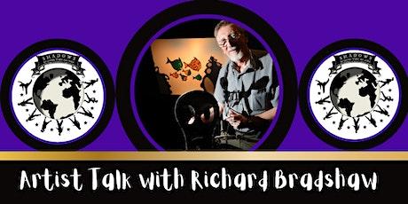 Shadow Festival 2021 Artist Talk with Richard Bradshaw tickets