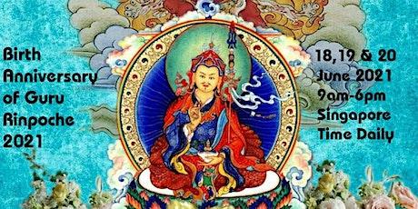 Birth Anniversary Of Guru Rinpoche 2021 tickets