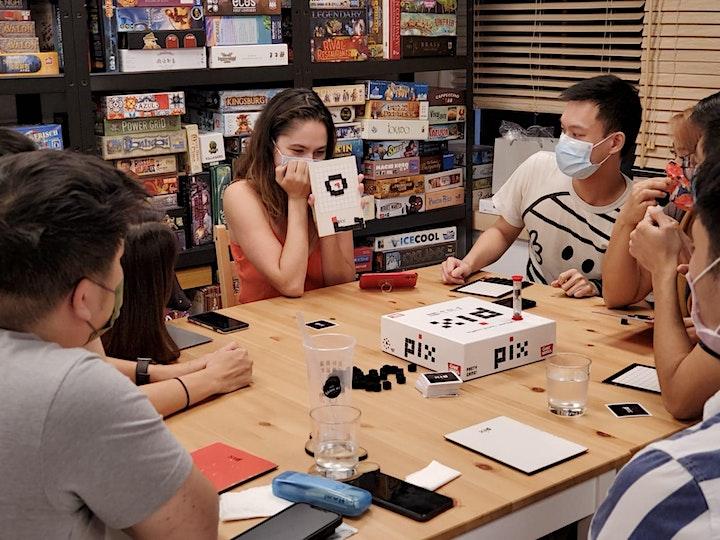 June Board Game Social image