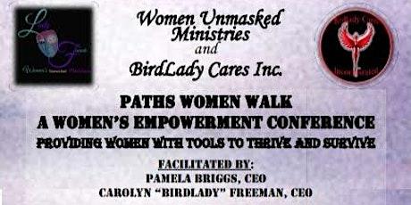 Paths Women Walk: A Women Empowerment Conference tickets
