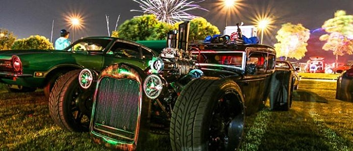 Car, Truck, Bike Show on Friday Night, July 2nd at Lead Foot City image