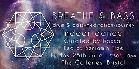 BREATHE & BASS: Drum & Bass Movement Meditation Dance tickets
