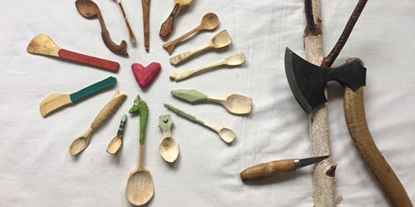 Whittle and Wonder:  Community carving tasters - am session tickets