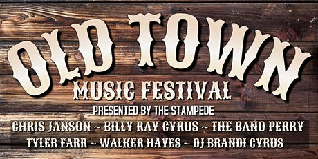 Old Town Music Festival 2021 tickets