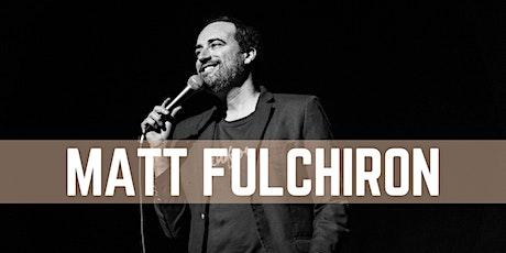 CHNO presents Matt Fulchiron tickets