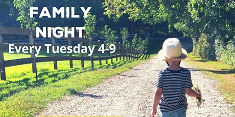Family Night at June Farms! tickets