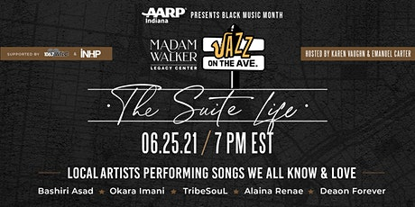 Jazz on the Ave | The Suite Life Edition tickets