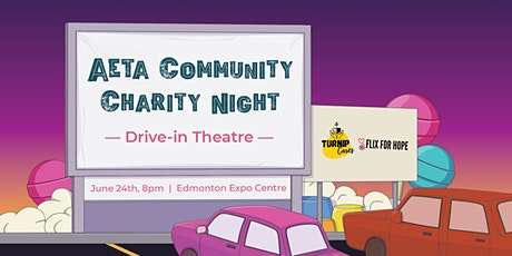 Turnip Cares & Flix for Hope: A Drive-In Movie Experience tickets