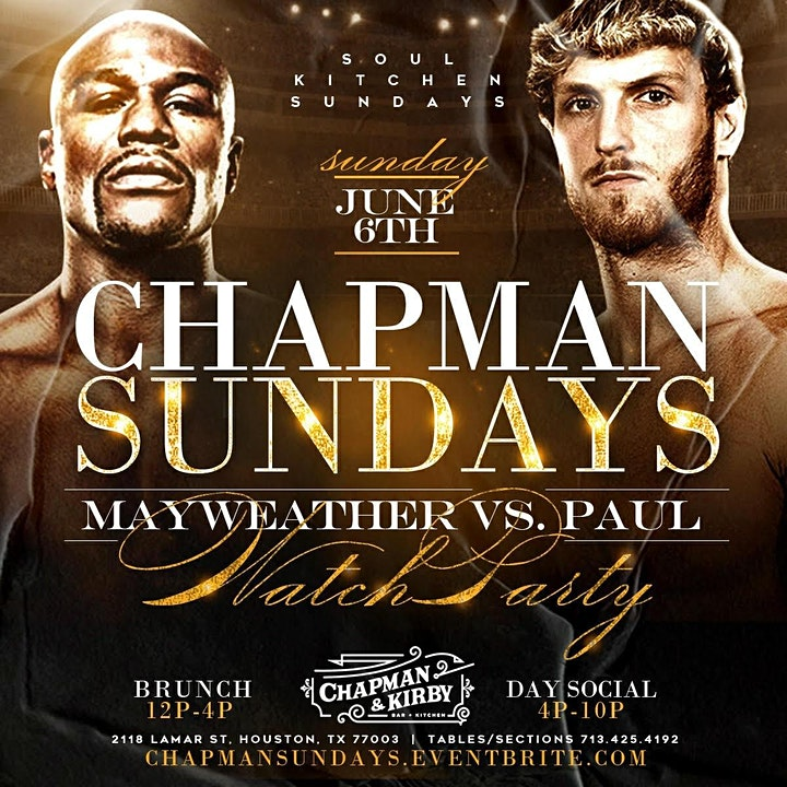 Chapman & Kirby Sundays: Brunch   Day & Evening Social 12pm-2am image