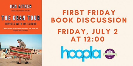 First Friday Book Discussion - The Gran Tour tickets