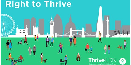 Peer Support Group for Volunteers, ThriveLDN - free tickets