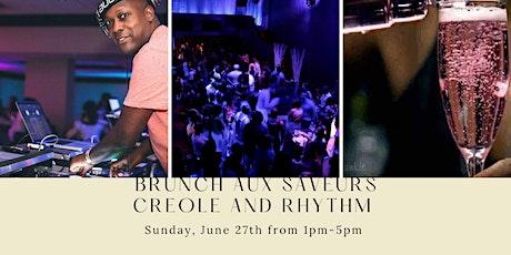 Phenomenal Pop-Up Brunch Aux Saveurs Creole & Afro Caribbean Rhythm! tickets