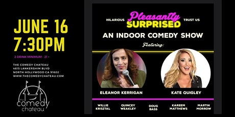 Pleasantly Surprised Comedy Show tickets